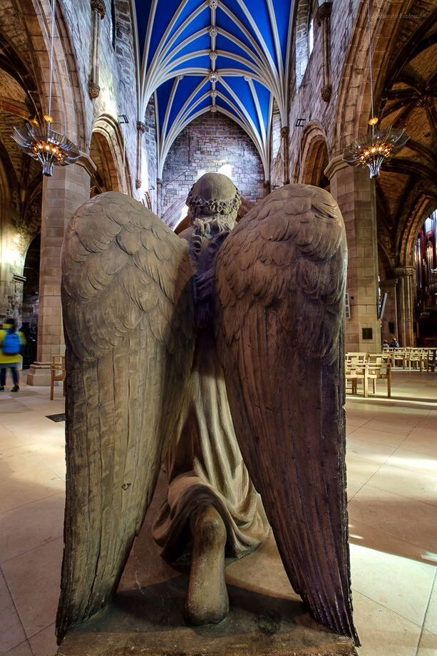 St. Giles Cathedral, Edinburgh, Scotland ~ ღ Skuwandi