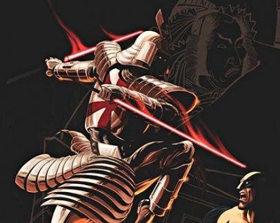 Silver Samurai - Marvel Universe Wiki: The definitive online source for Marvel super hero bios.