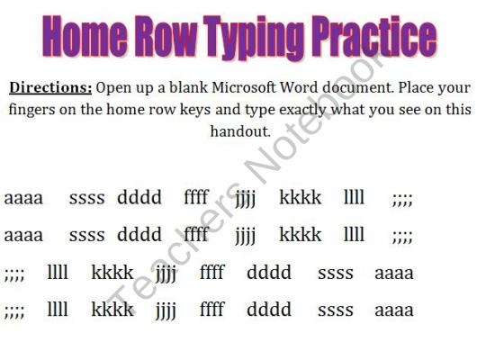 Printables Home Row Keys Worksheet 1000 images about resource on pinterest context clues activities and inference