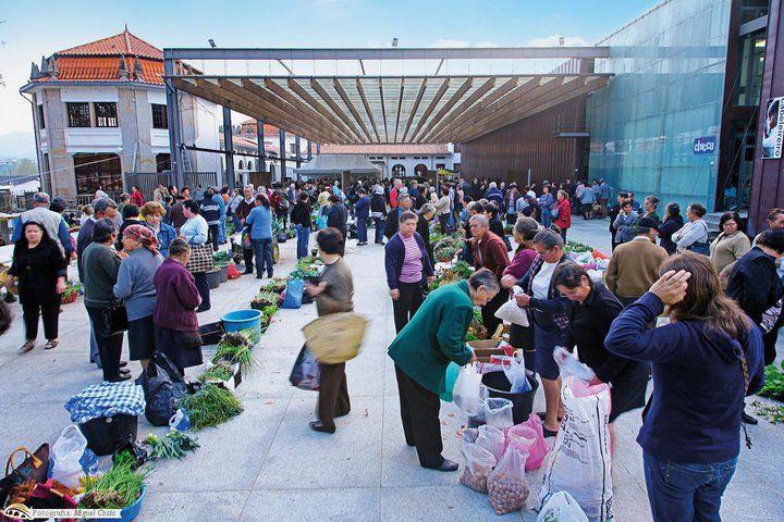 Mercado Municipal de Ponte de Lima.  (todos os dias de manhã)