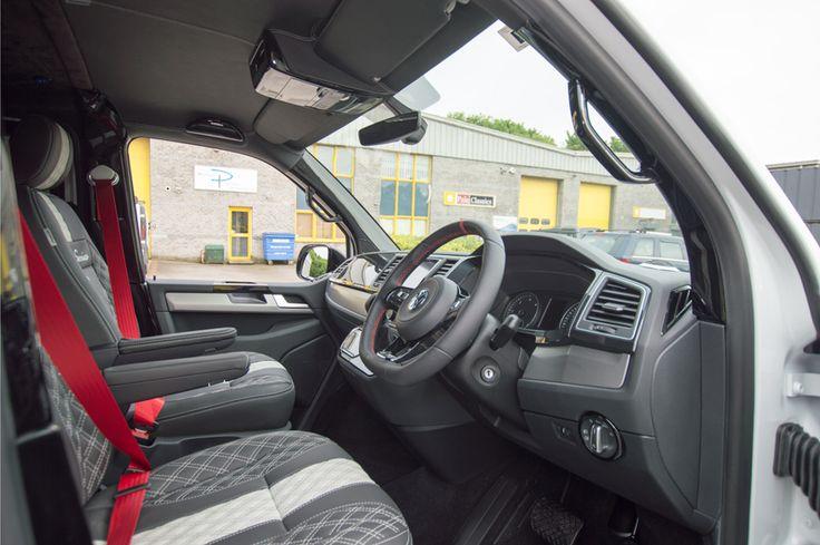 Best 25 volkswagen transporter ideas on pinterest for Garage audi agde