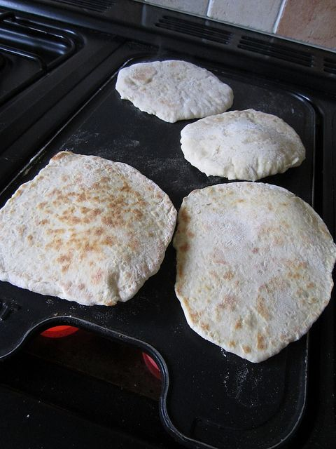 Make your own flat breads