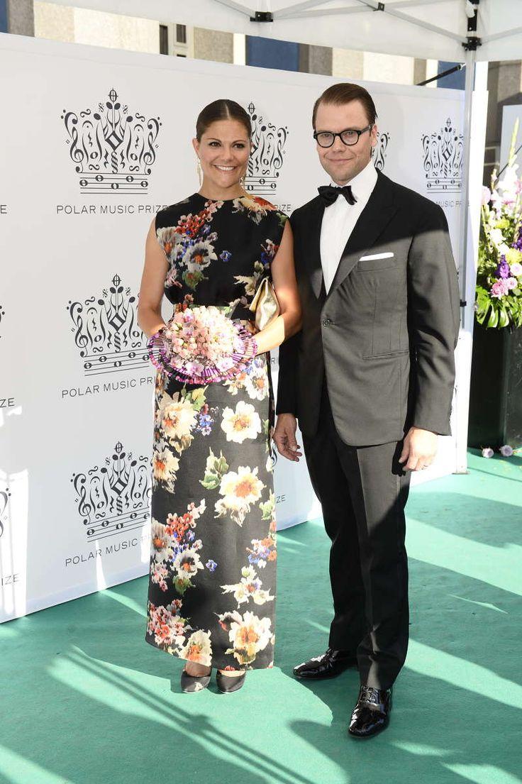 Swedish Crown Braid Tutorial: Crown Princess Victoria Of Sweden And Prince Daniel