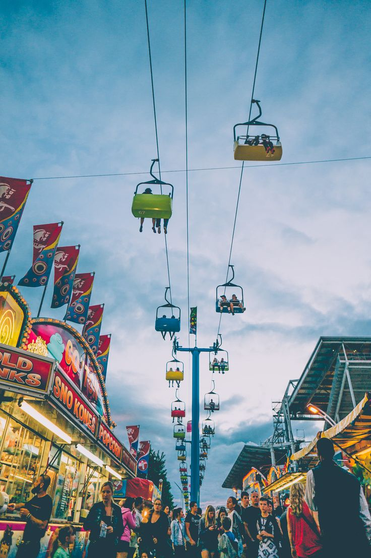 The CNE is Canada's largest annual fair and a time honored family…