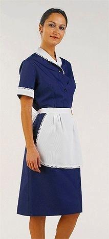 Zimmermädchen Uniform Huleva von Creyconfe dem Spezialisten aus Spanien - herzallerliebst