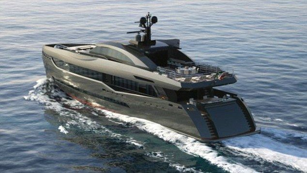 A new super yacht lets the wealthy go boating without ruining the planet - thanks to an eco friendly design and a hybrid engine.  and it can be all yours for $30 million.