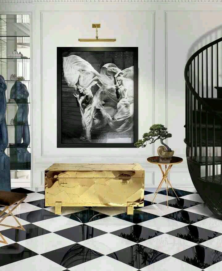 Gold Furniture Boca Do Lobo