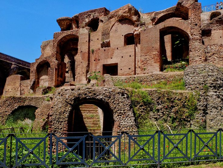 Palatine+Hill | The Palatine Hill in Rome | JBIPix - A Personal Photoblog