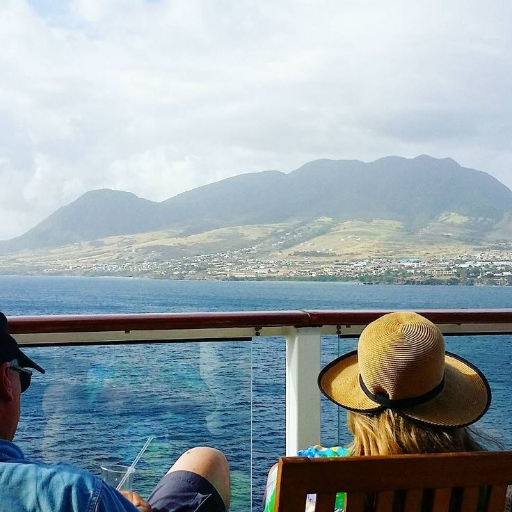 Watching the departure from #StKitts on board #CelebrityEquinox. Choppy seas on the way to Barbados essential part of a cruise experience  #celebritycruises #modernluxury #häämatka #honeymoon #caribbean #karibia #loma #travel #matka #reissu #nordicnomads #risteily #cruise (via Instagram)