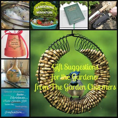 Gift suggestions for gardeners