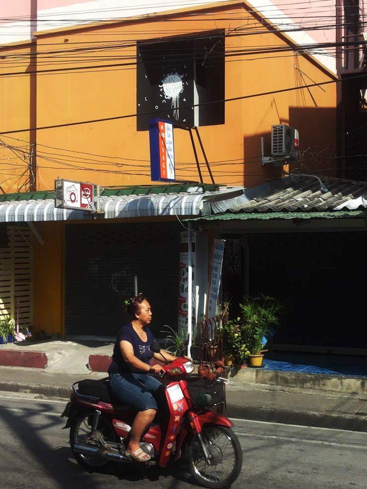 Opiemme - Italian Street Artist - Thailand - 11/2014 -  \*/  #opiemme #streetart