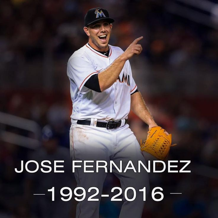 "Mike Greenberg on Twitter: ""Just seeing this news about Jose Fernandez, shocking and tragic. 24 years old. Thoughts are with his family, friends and teammates. #RIP"""