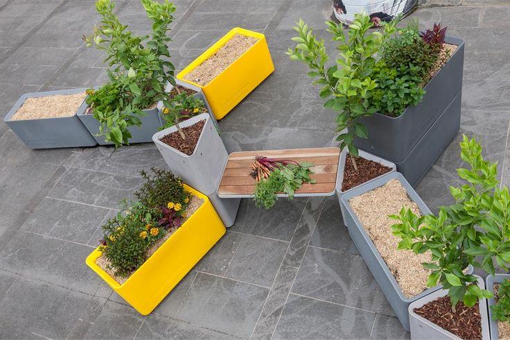 POPconcrete and UrbanCommons Foodscape