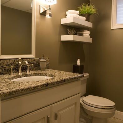 4 Creative Tricks Can Change Your Life: Floating Shelves Display Frames floating…   – Small Bathrooms