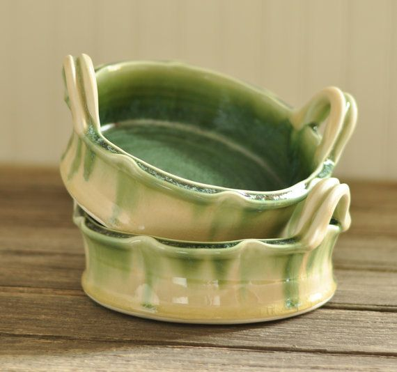 Brie Baker, Casserole Dish with Handles