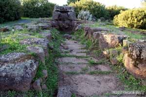 Sedilo - tomba dei giganti Iloi