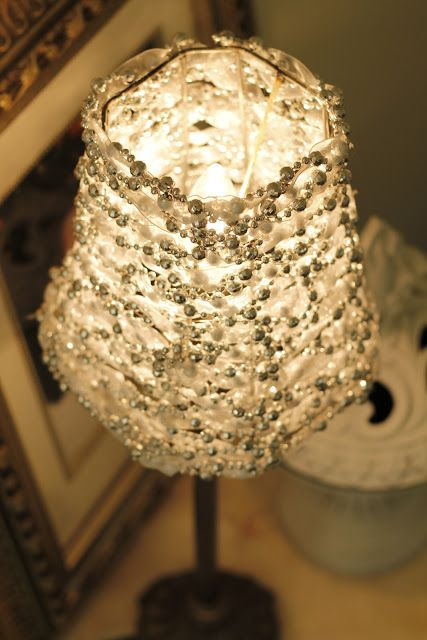 Lamp Shades Near Me Adorable 111 Best Beaded Lamp Shade Images On Pinterest  Lampshades Lamp Design Ideas