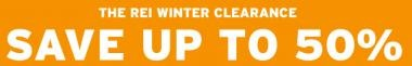 REI Winter Clearance - Up to 50% off Winter Clothing, Ski Gear and More + Free Shipping on Skis and Snowboards