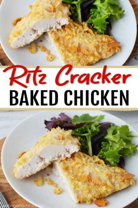 Trendy chicken recipes for dinner casserole ritz crackers ideas