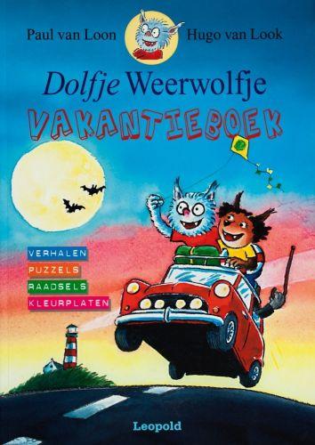 Dolfje Weerwolfje Vakantieboek - Paul Van Loon
