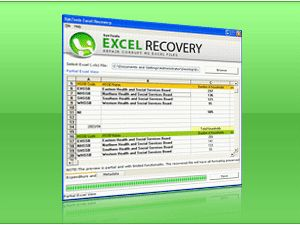 How to repair damaged XLSX file when the file get corrupt? XLSX recovery is the way you can opt out to repair damages XLSX file in Excel 2007, 2010 files.