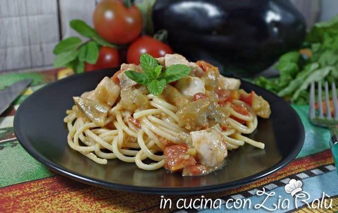 spaghetti pesce spada