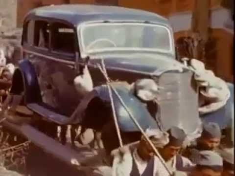 1938 mercedes benz King of Nepal