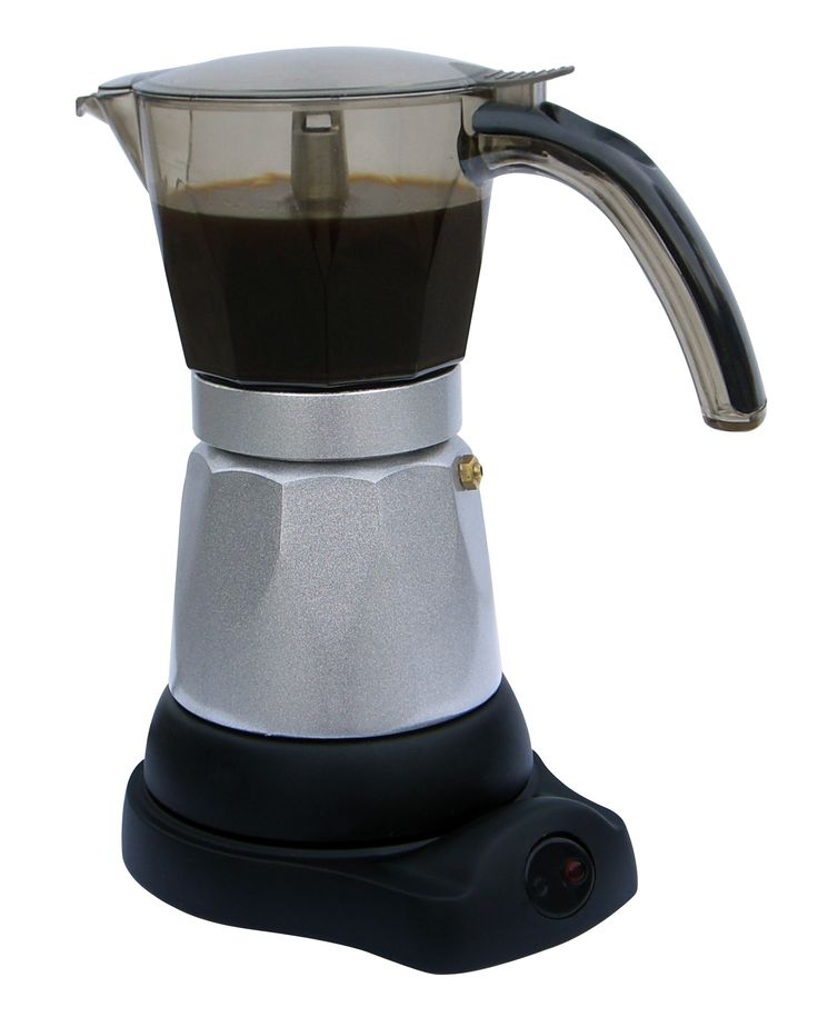 6 Cup Electric Coffee Maker