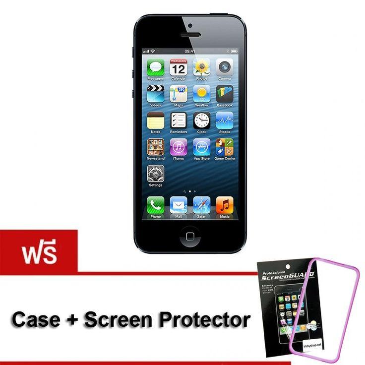 ชี้นำดีๆ<SP>REFURBISHED Apple iPhone5 32 GB Black Free Case+ScreenProtector++REFURBISHED Apple iPhone5 32 GB Black Free Case+ScreenProtector (138 รีวิว) จอภาพ Retina Display กล้องหลัง 8 MP รับประกันสินค้า 3เดือนโดยผู้ขาย 5,000 บาท -76% 21,000 บาท ช้อปเลย  จอภาพ Retina Displayก ...++