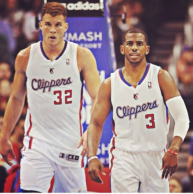LA Clippers Blake Griffin | Chris Paul