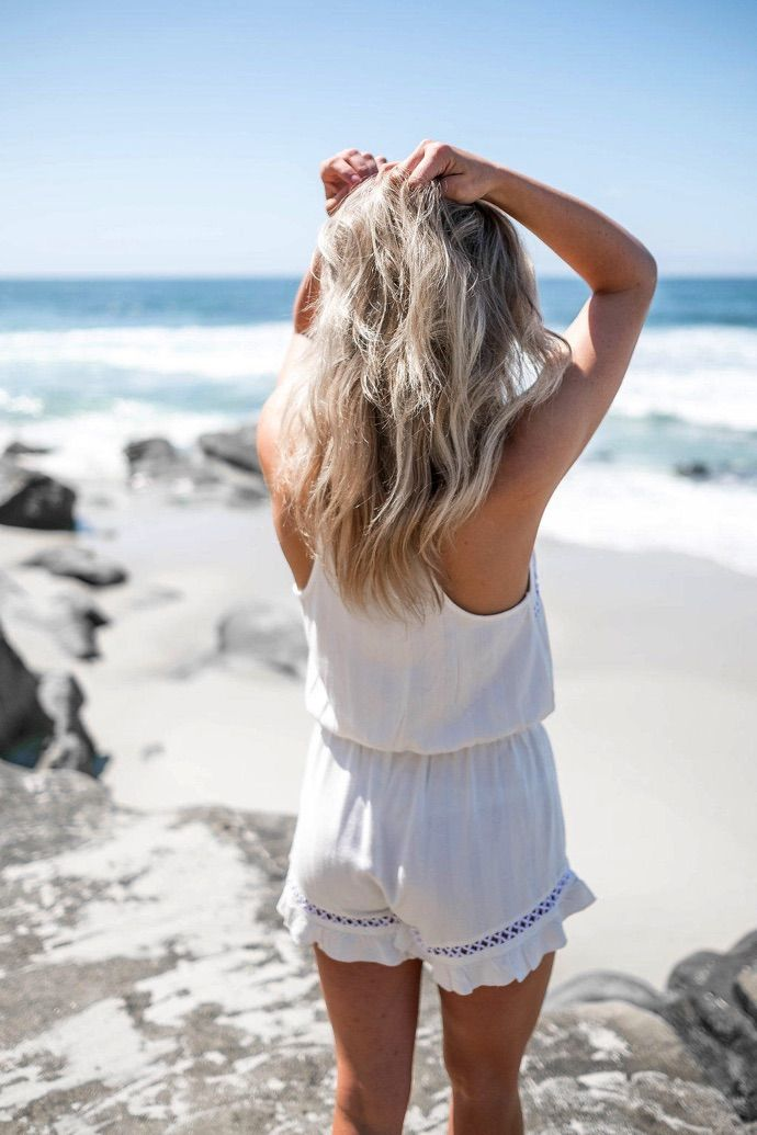 How to clarify your post-summer hair