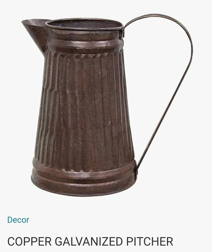 Best Copper Galvanized Pitcher Is A Decorative Lightweight 400 x 300