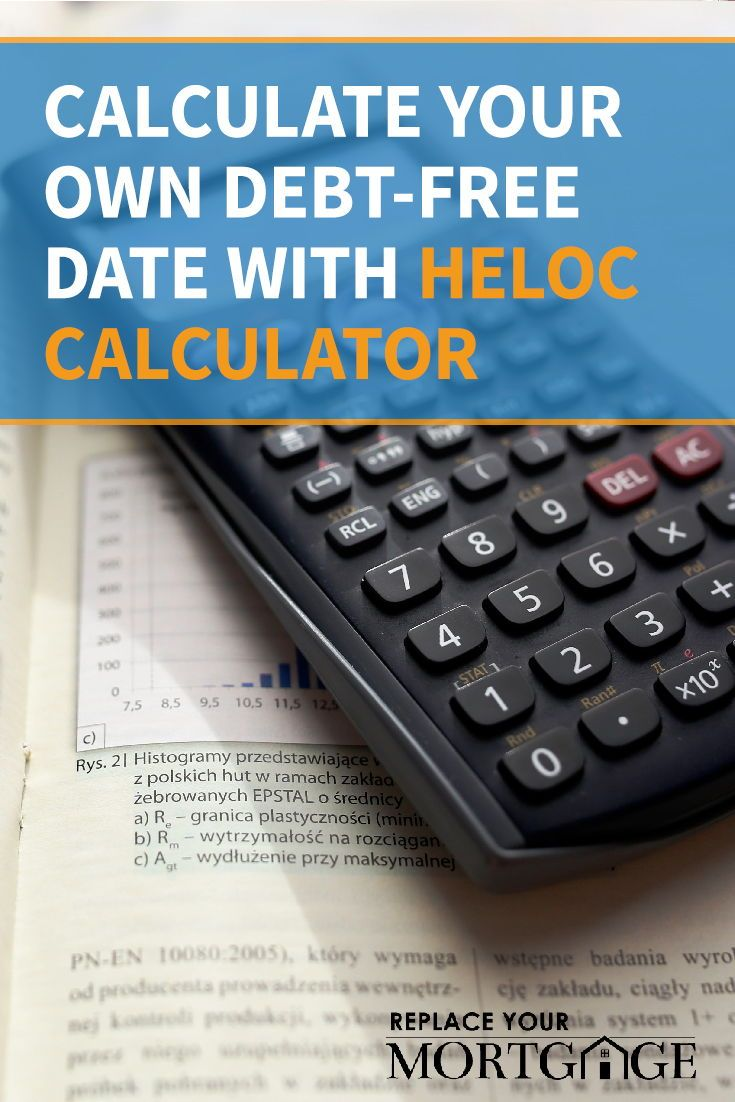 Use This Free Heloc Calculator To See What It Will Take To Payoff Your Line Of Credit And What Yo Line Of Credit Home Equity Line Mortgage Repayment Calculator