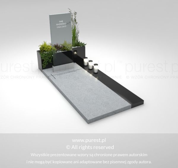 Buy A License For Our Design Design Tombstone Floating Nightstand