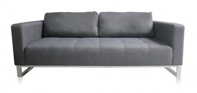 Nelson Modern Gray  Sofa Bed