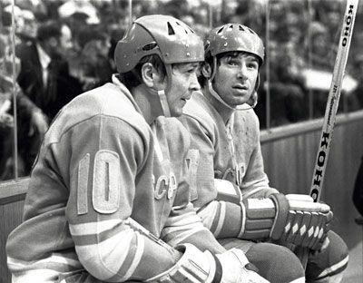 The great Soviet superstar Valeri Kharlamov | CCCP | Hockey