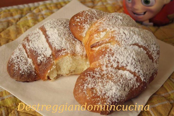 Destreggiandomi in cucina: Altri croissant