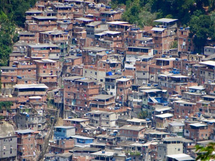 A favela in Rio