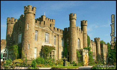 Most Amazing Castle Hotels In The World Top Ten Augill England