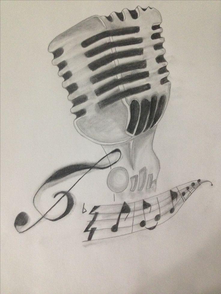 Microphone sketch