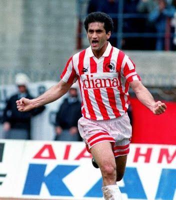 Τσαλουχίδης Παναγιώτης (Γιώτης). Βέροια. (1963). Από το 1987-1995. (235 συμμετοχές 64 goals).
