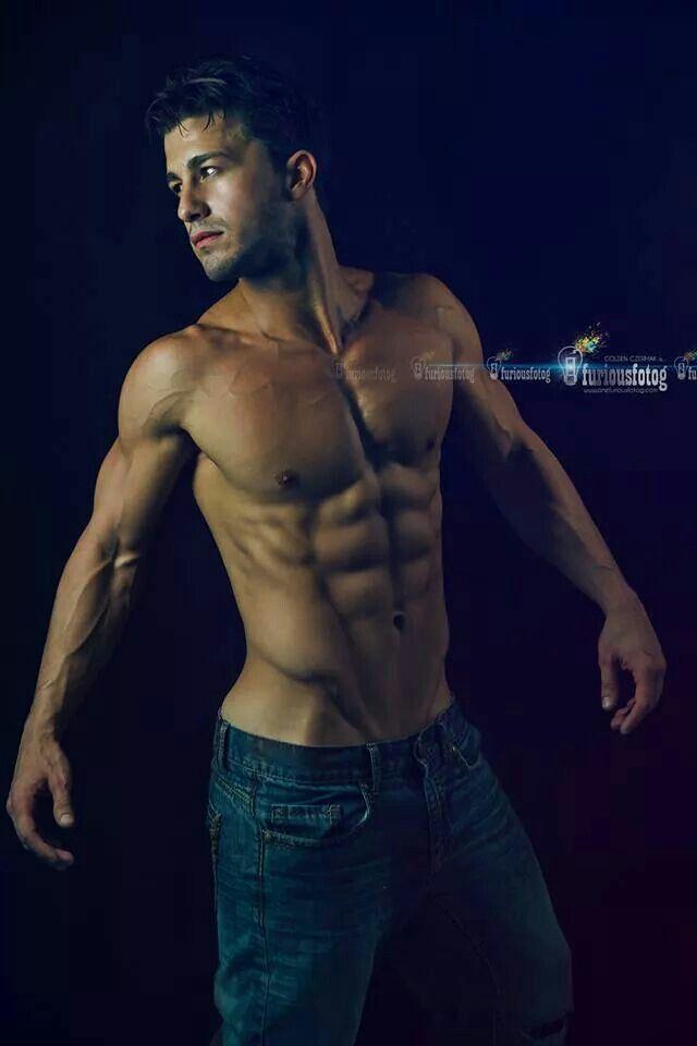 Handsome Man On Earth: Anthony Michael Cadrecha