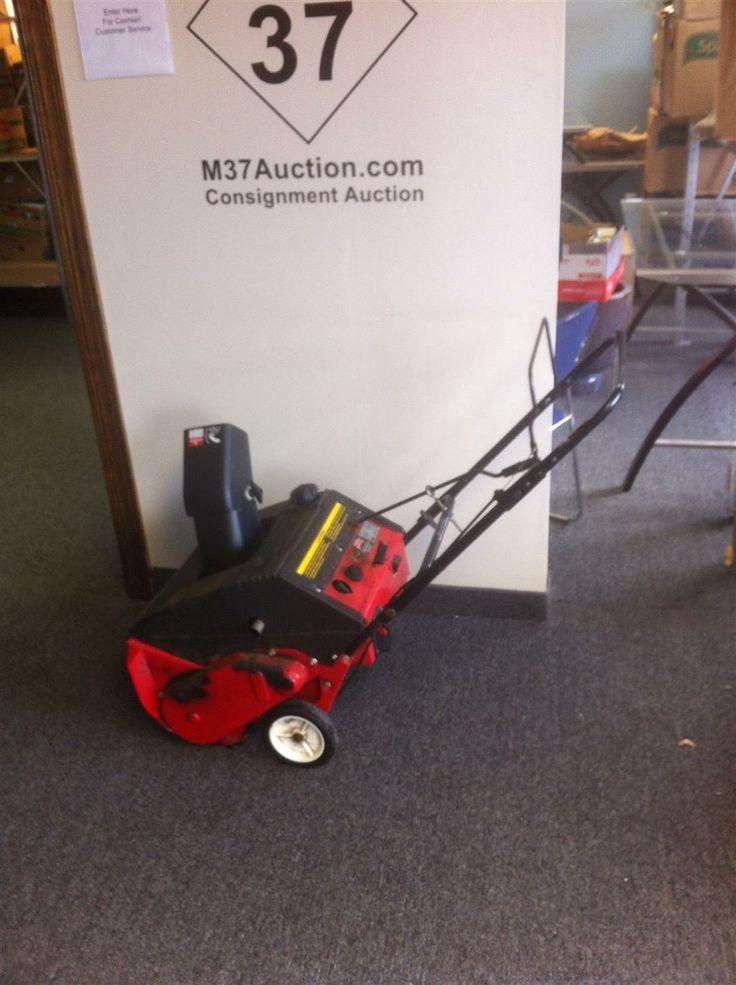 mtd yard machine snowblower parts manual