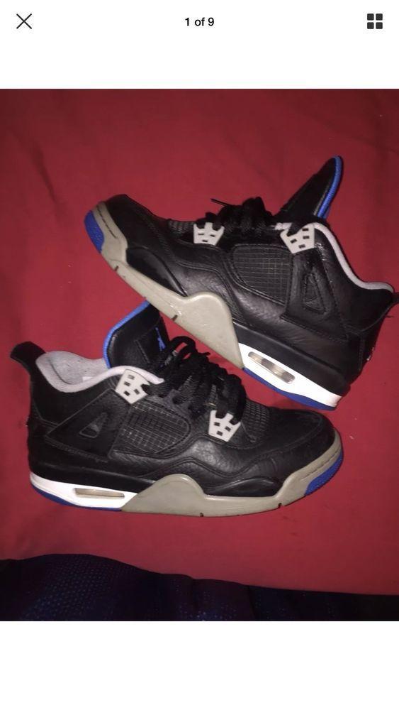 newest collection 55d88 5d559 Air Jordan MotarSport 4s GS Size 6.5Y  fashion  clothing  shoes   accessories  kidsclothingshoesaccs  boysshoes (ebay link)