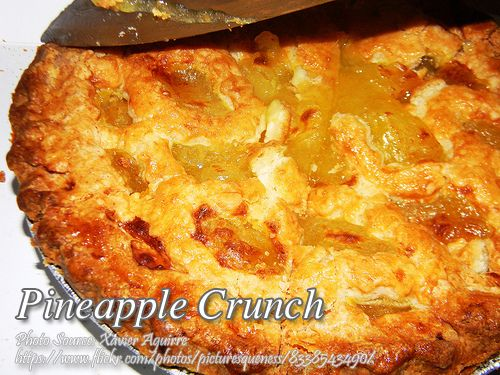 Pineapple Crunch | Kawaling Pinoy Tasty Recipes