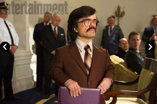 """A new picture of """"Game of Thrones"""" star Peter Dinklage as Dr. Bolivar Trask in """"X-Men: Days of Future Past"""" has been released."""