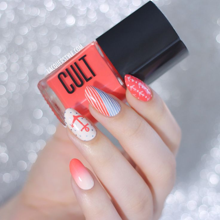 C Nautical Nails For