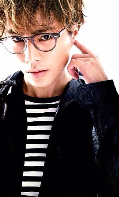 超レア!かっこよすぎる登坂広臣の眼鏡画像