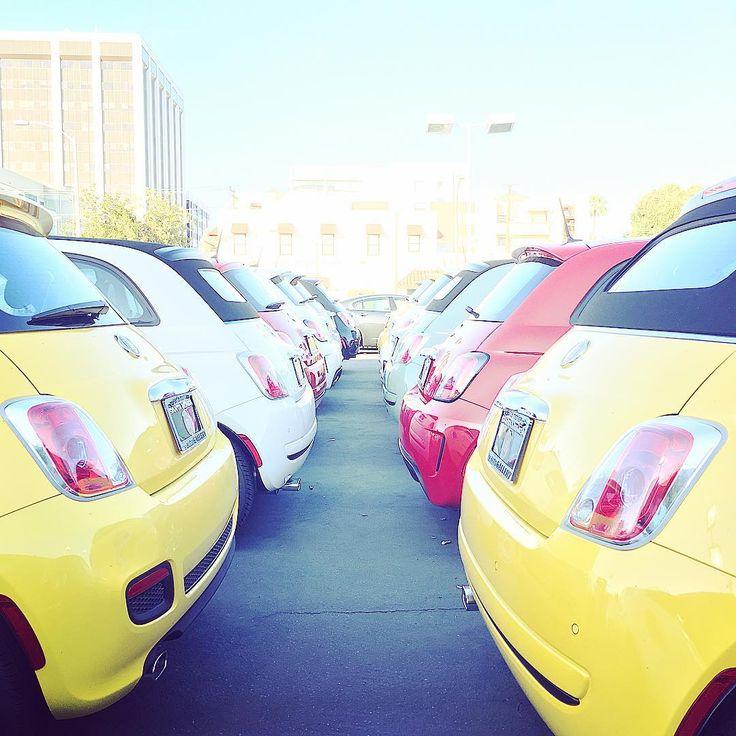 Best Santa Monica FIAT And Alfa Romeo Images On Pinterest - Fiat inventory