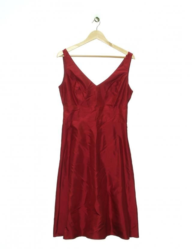 Ann Taylor - Maroon One Piece